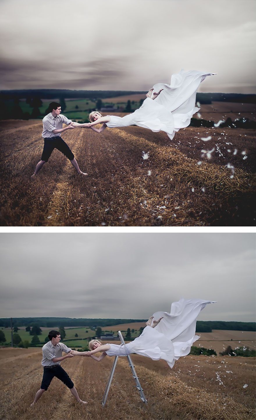 Pictures That Reveal The Truth Behind Photography (2)