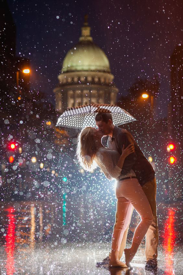 Romantic Couples Photography In Rain (50)