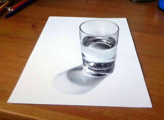 Stunning 3D Pencil Drawings (4)