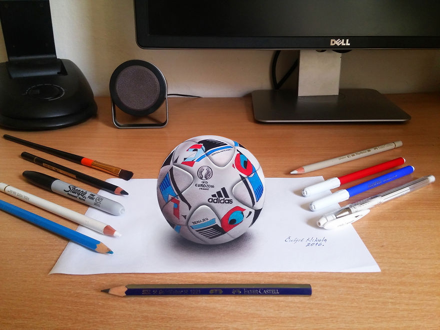 3D Drawing Created By Nikola Culjic (1)