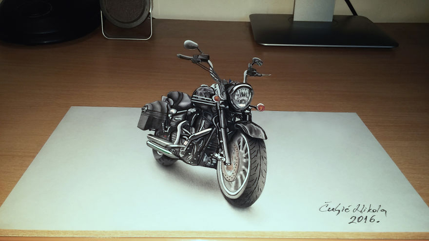 3D Drawing Created By Nikola Culjic (13)