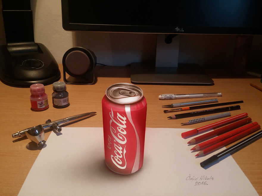 3D Drawing Created By Nikola Culjic (14)