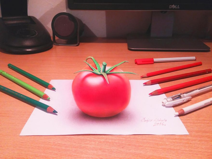 3D Drawing Created By Nikola Culjic (5)