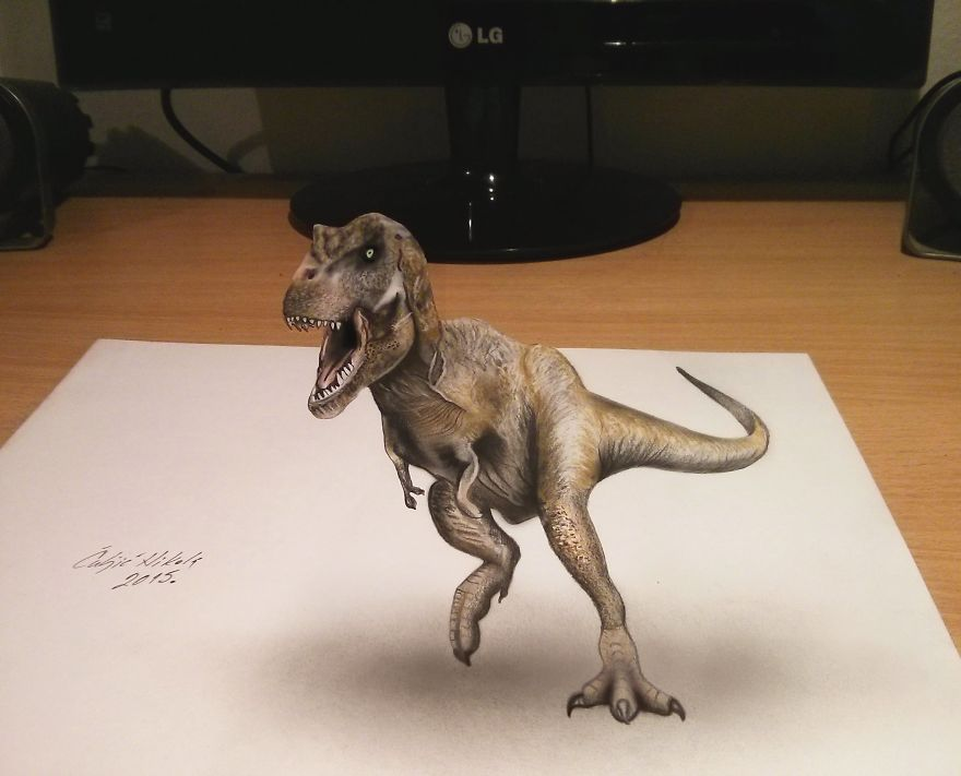 3D Drawing Created By Nikola Culjic (6)