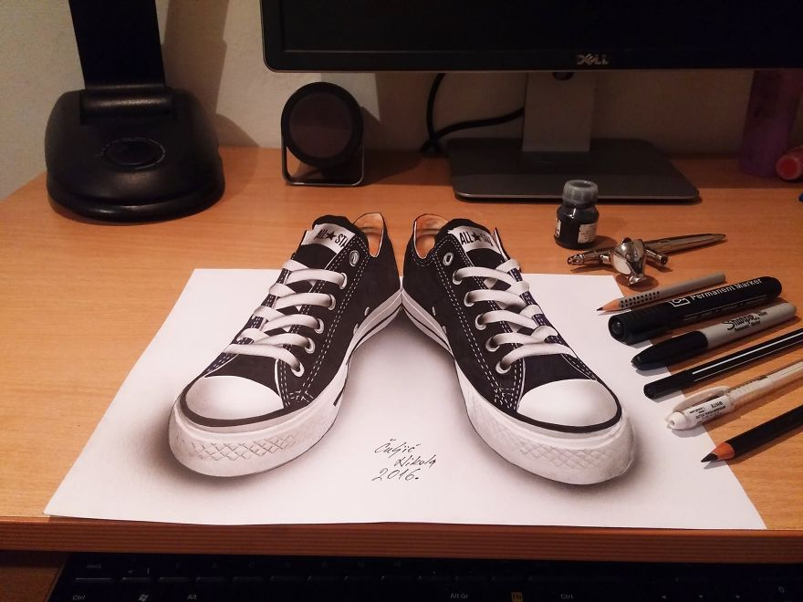 3D Drawing Created By Nikola Culjic (7)
