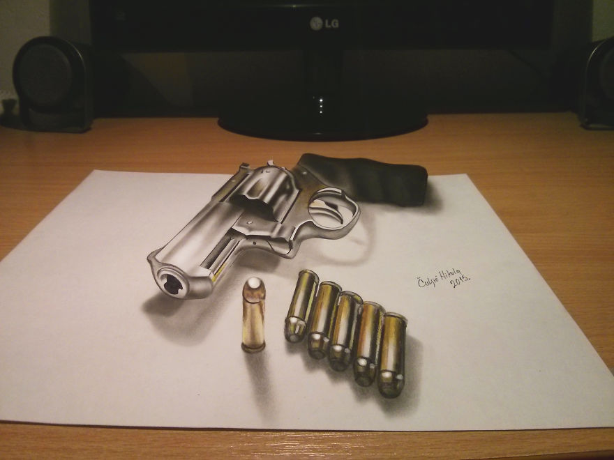 3D Drawing Created By Nikola Culjic (9)