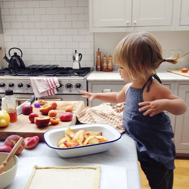 Cute Little Baby Chef Photography (1)