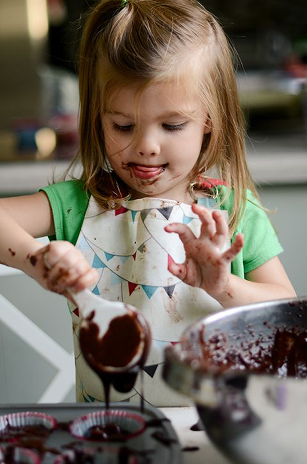 Cute Little Baby Chef Photography Great Inspire