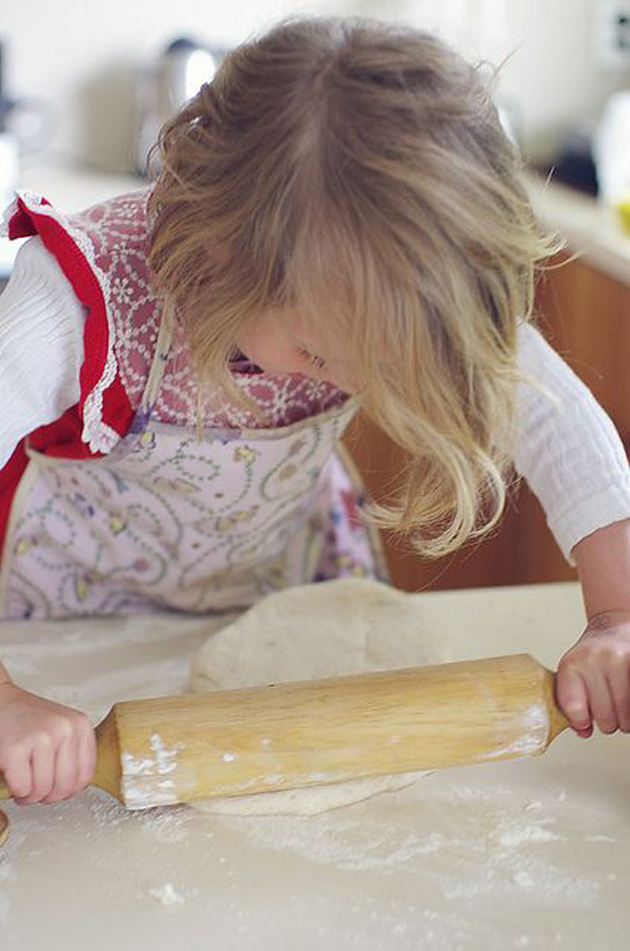 Cute Little Baby Chef Photography (12)