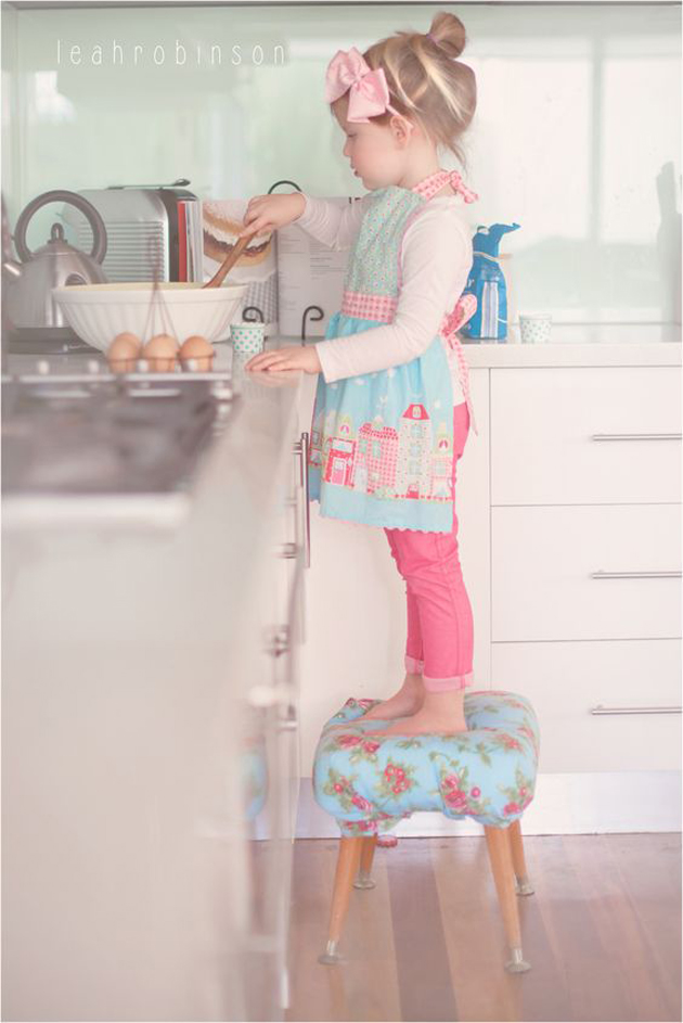 Cute Little Baby Chef Photography (2)