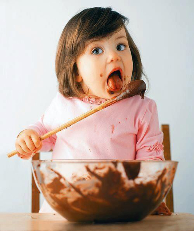 Cute Little Baby Chef Photography (4)