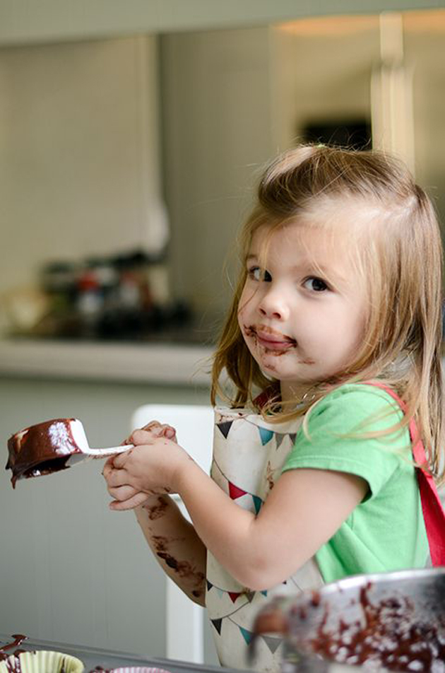 Cute Little Baby Chef Photography (5)