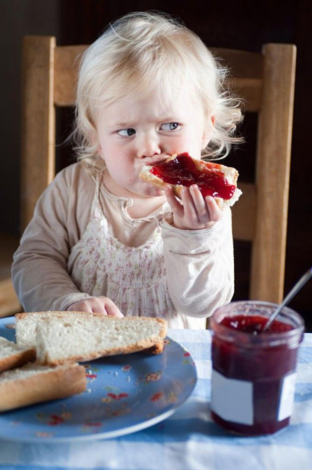 Cute Little Baby Chef Photography (6)