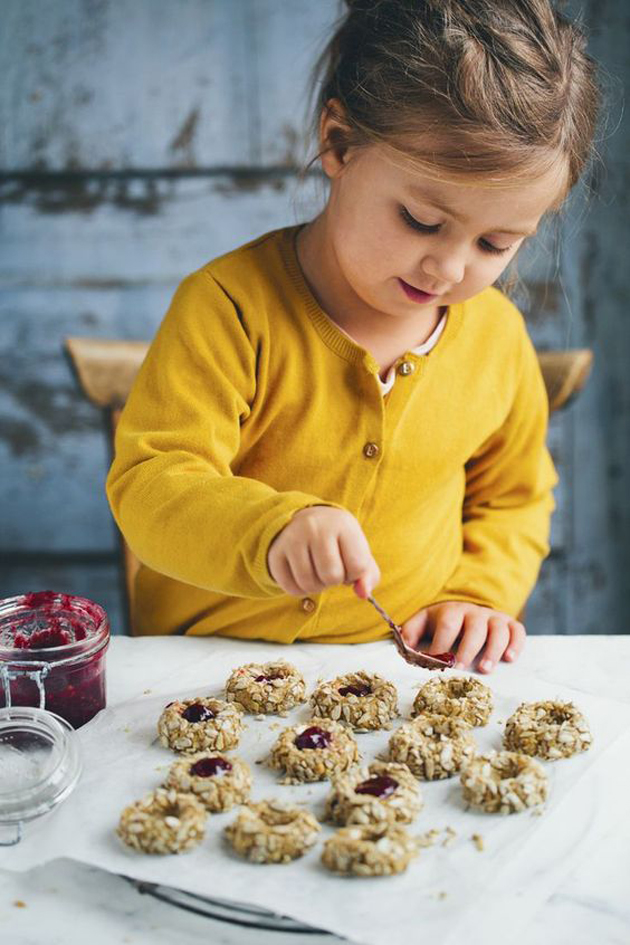 Cute Little Baby Chef Photography (7)
