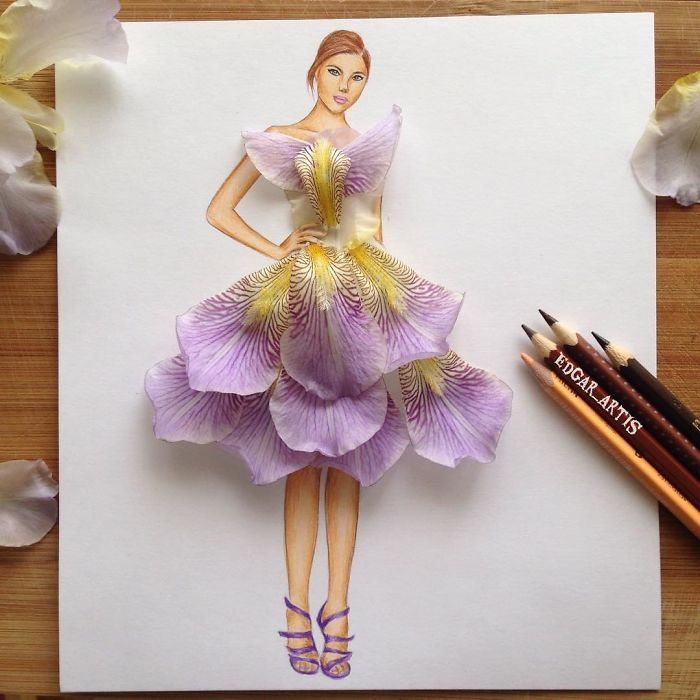 armenian-fashion-illustrator-creates-stunning-dresses-from-everyday-objects-10