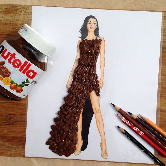 armenian-fashion-illustrator-creates-stunning-dresses-from-everyday-objects-11
