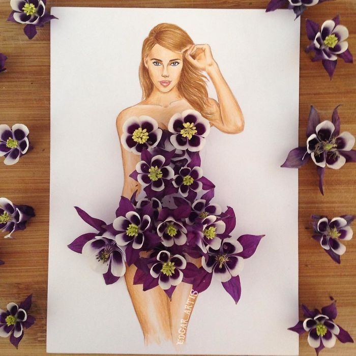 armenian-fashion-illustrator-creates-stunning-dresses-from-everyday-objects-12