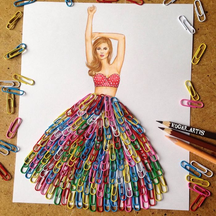armenian-fashion-illustrator-creates-stunning-dresses-from-everyday-objects-13