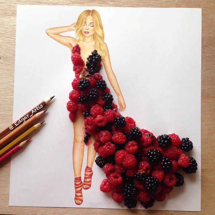 armenian-fashion-illustrator-creates-stunning-dresses-from-everyday-objects-14