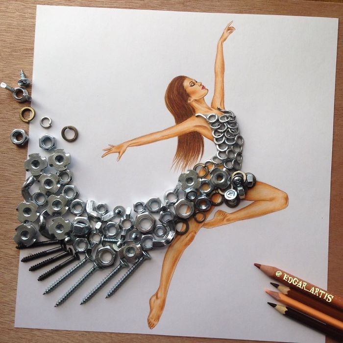 armenian-fashion-illustrator-creates-stunning-dresses-from-everyday-objects-15