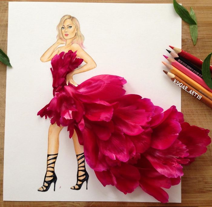 armenian-fashion-illustrator-creates-stunning-dresses-from-everyday-objects-6