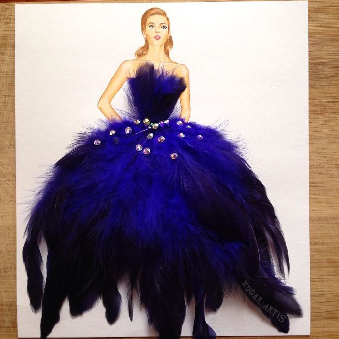 armenian-fashion-illustrator-creates-stunning-dresses-from-everyday-objects-8