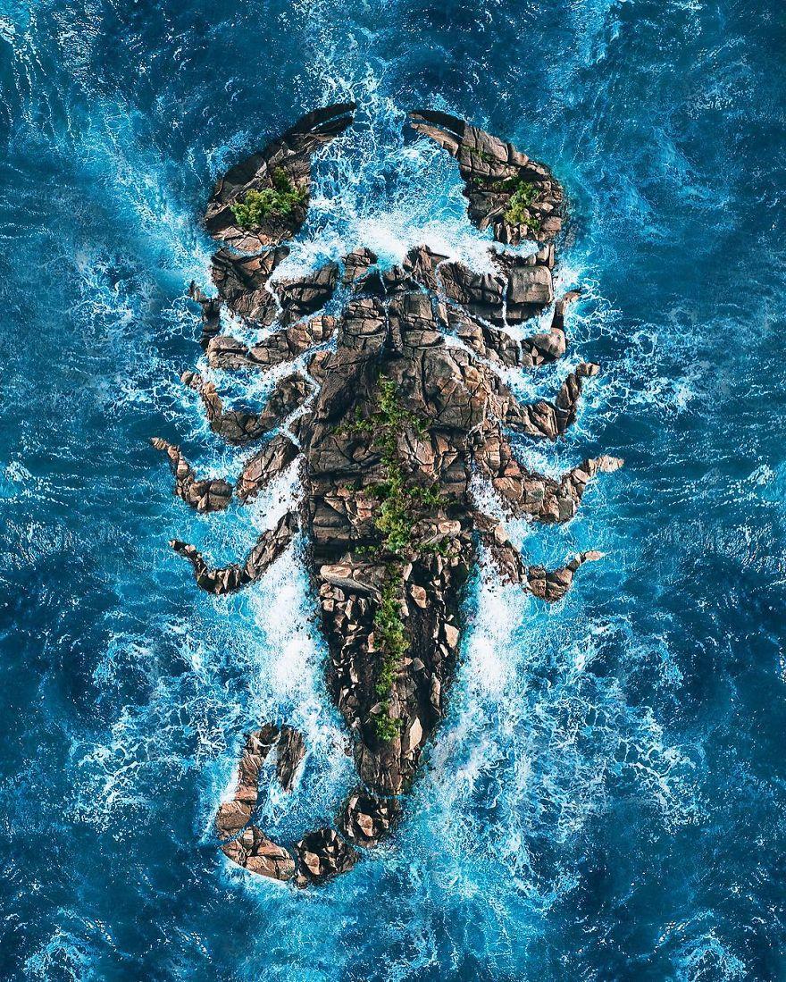 Surreal Digital Art By Huseyin Sahin (11)