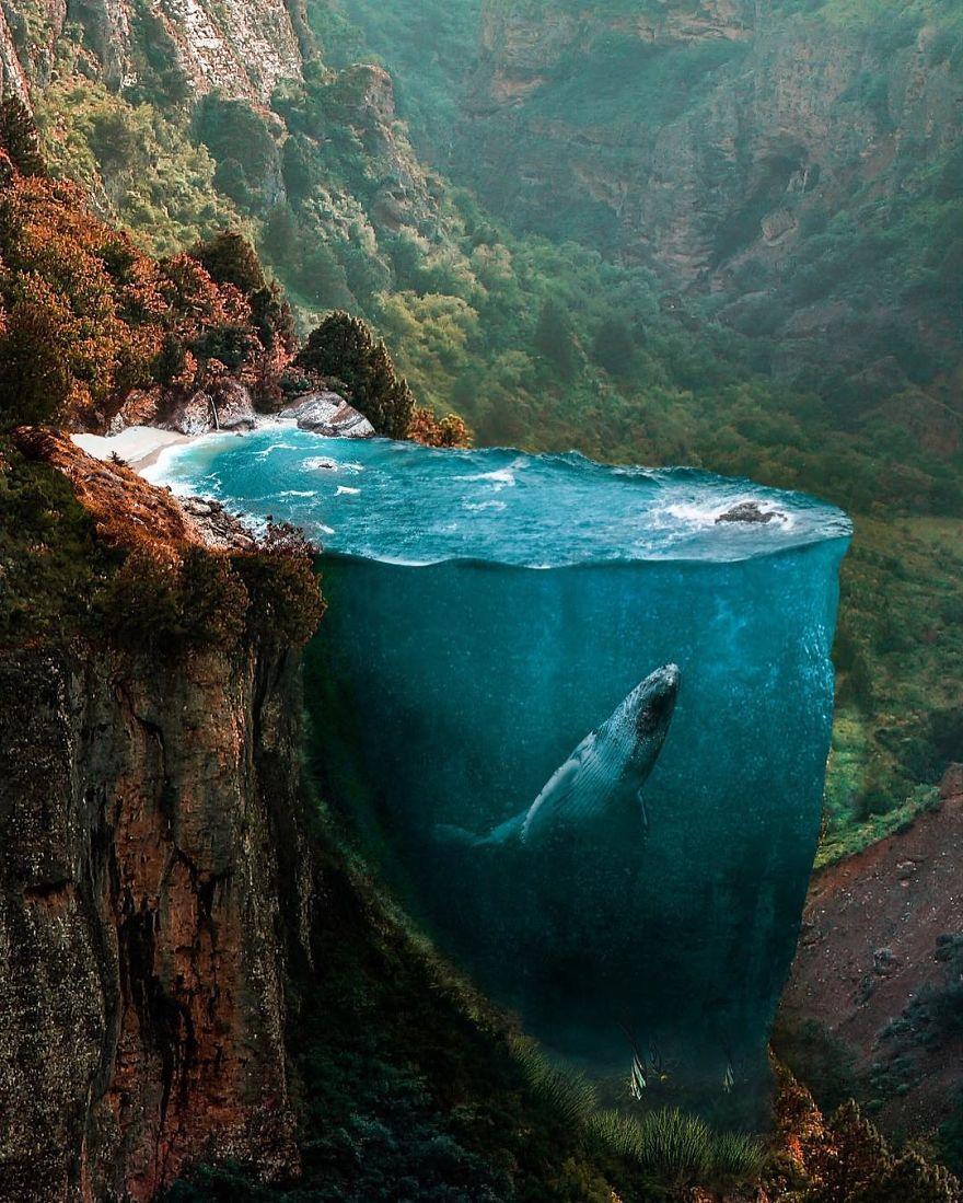 Surreal Digital Art By Huseyin Sahin (2)