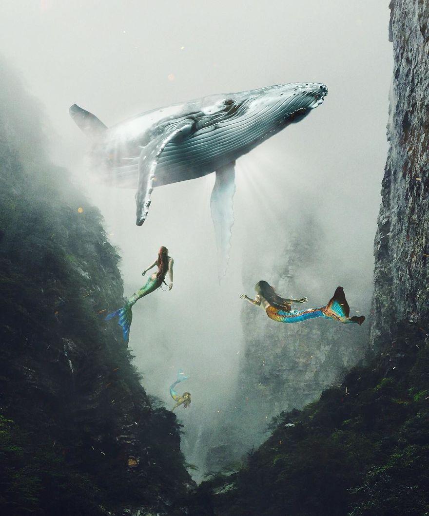 Surreal Digital Art By Huseyin Sahin (25)