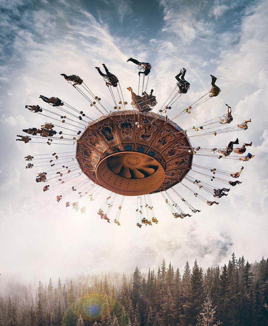 Surreal Digital Art By Huseyin Sahin (3)