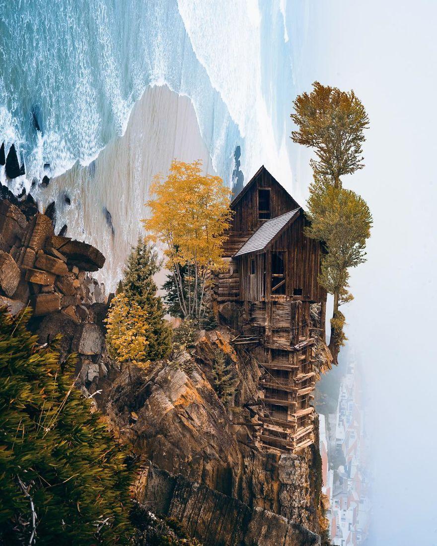 Surreal Digital Art By Huseyin Sahin (7)