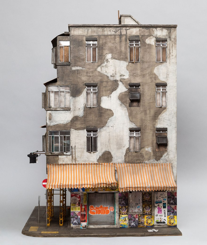 Ultra Realistic Urban Miniature Cities Created By Joshua Smith (12)