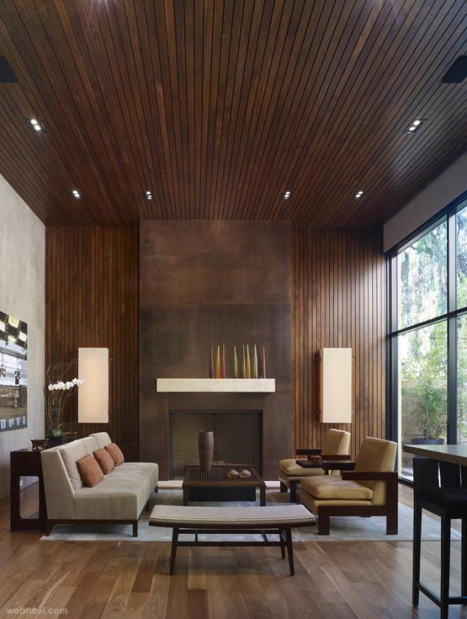 Awesome Modern Living Room Interior Design (10)