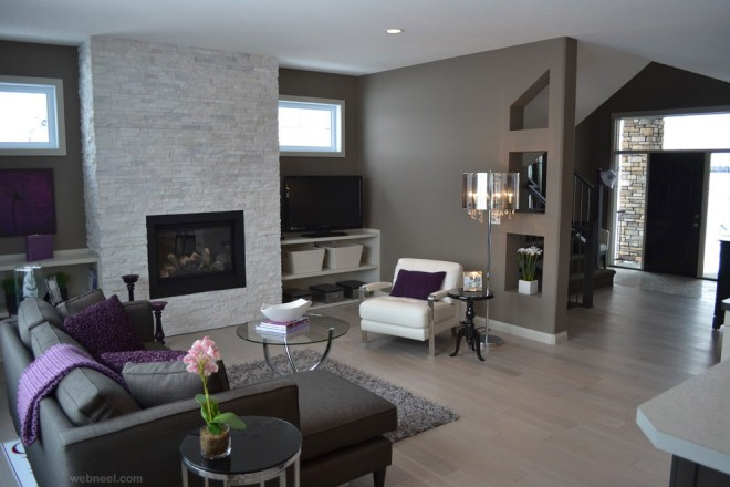 Awesome Modern Living Room Interior Design (17)