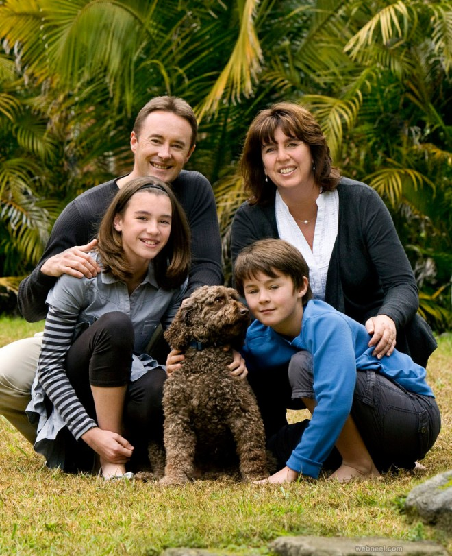 Beautiful Family Outdoor Photography Poses (8)