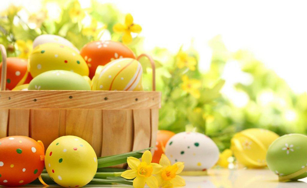 Colorful Happy Easter 2017 Images (12)