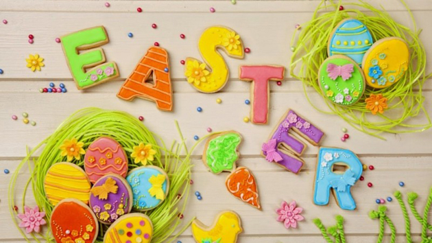 Colorful Happy Easter 2017 Images (14)
