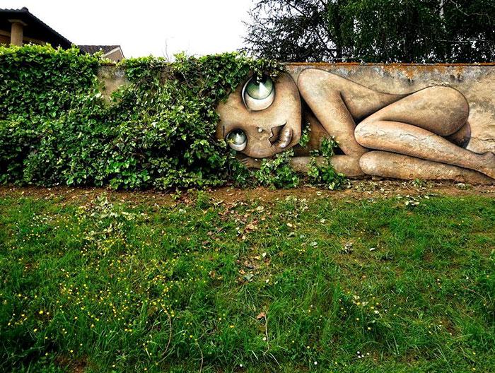 Fabulous And Stunning Nature Street Art (1)