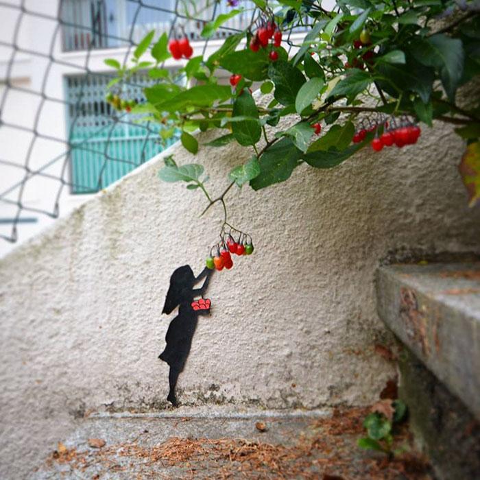 Fabulous And Stunning Nature Street Art (12)
