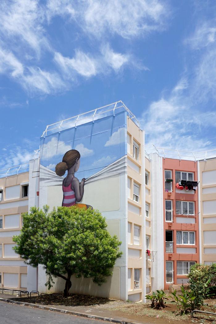 Fabulous And Stunning Nature Street Art (18)