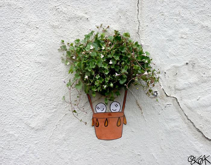 Fabulous And Stunning Nature Street Art (8)