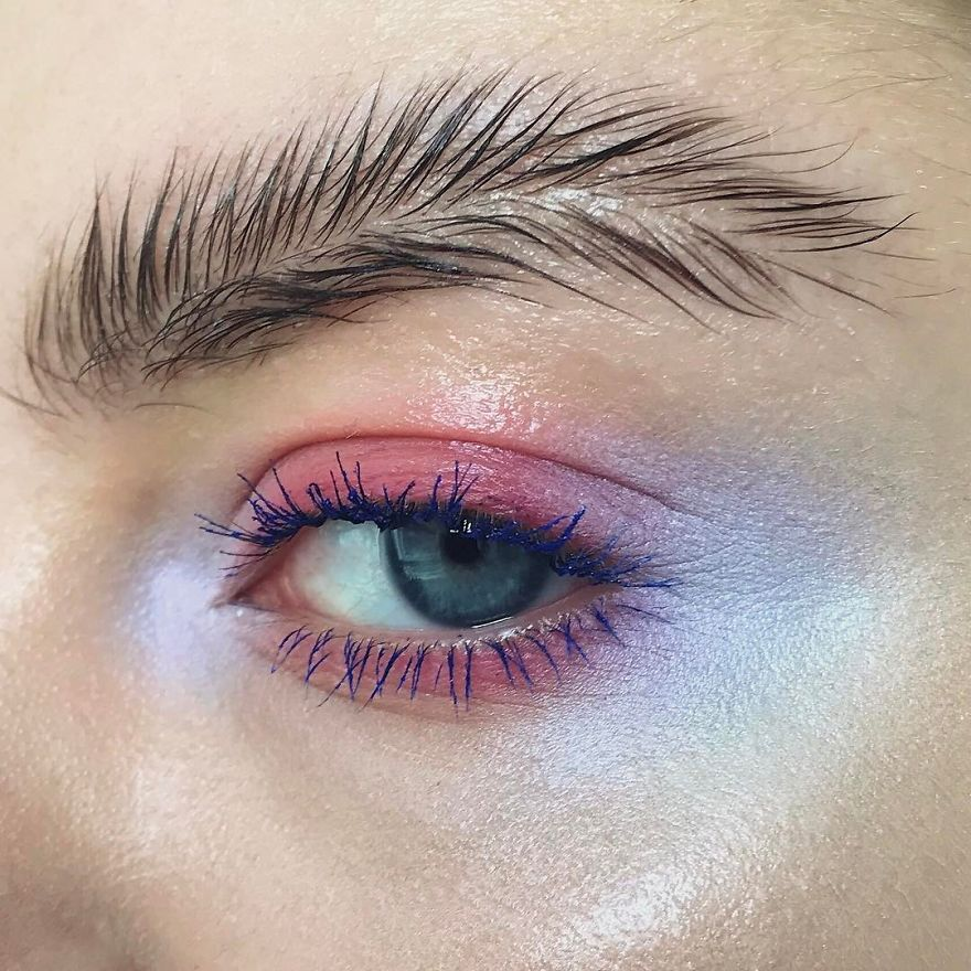 Newest Trend Feather Eyebrow Images (5)