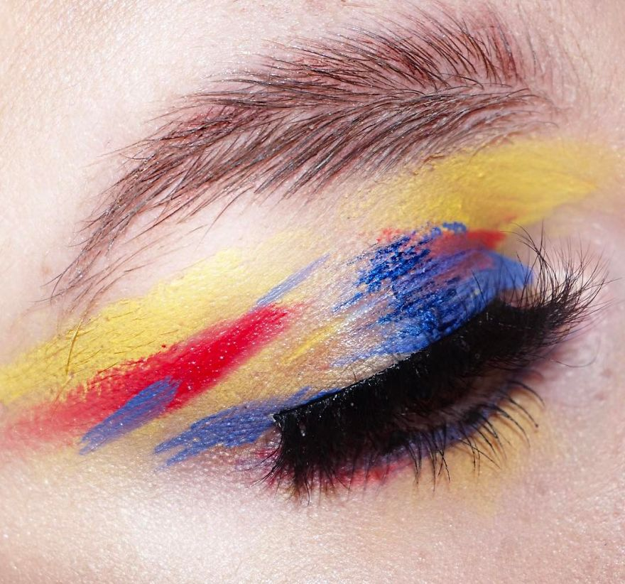 Newest Trend Feather Eyebrow Images (7)