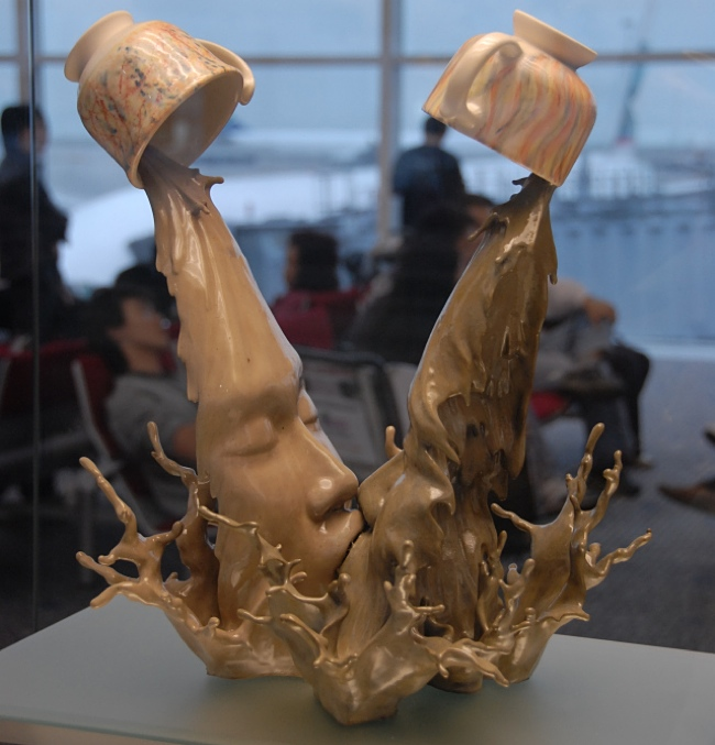 Stunning Surreal Ceramic Sculptures (1)