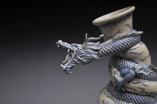 Stunning Surreal Ceramic Sculptures (10)