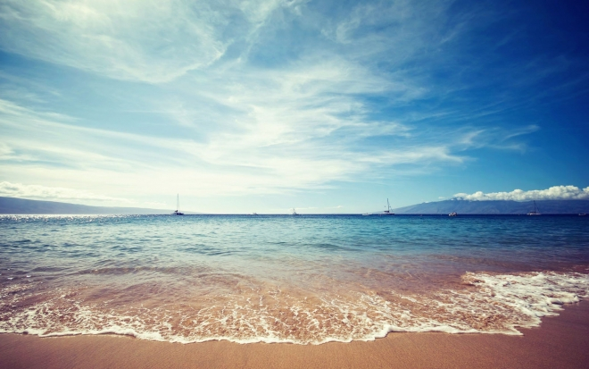 40 Awesome Beach Desktop Wallpapers
