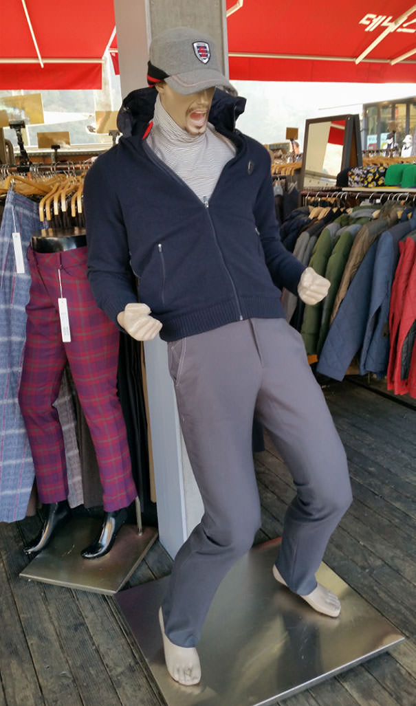 30 most hilarious moments in mannequin history and lol
