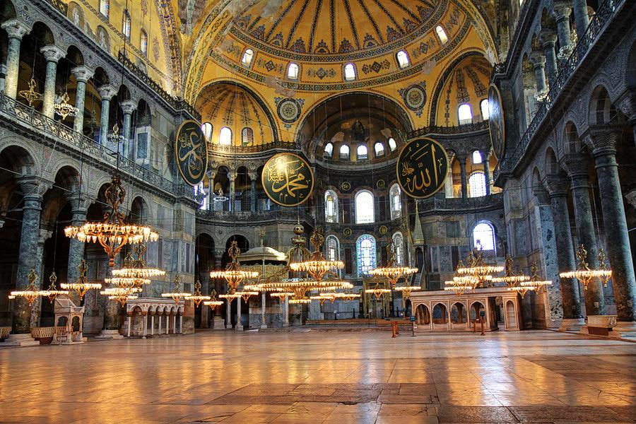 Hagia Sophia - Ayasofya - İstanbul by Burak Arik