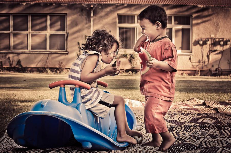 Happiness by Adam Shul