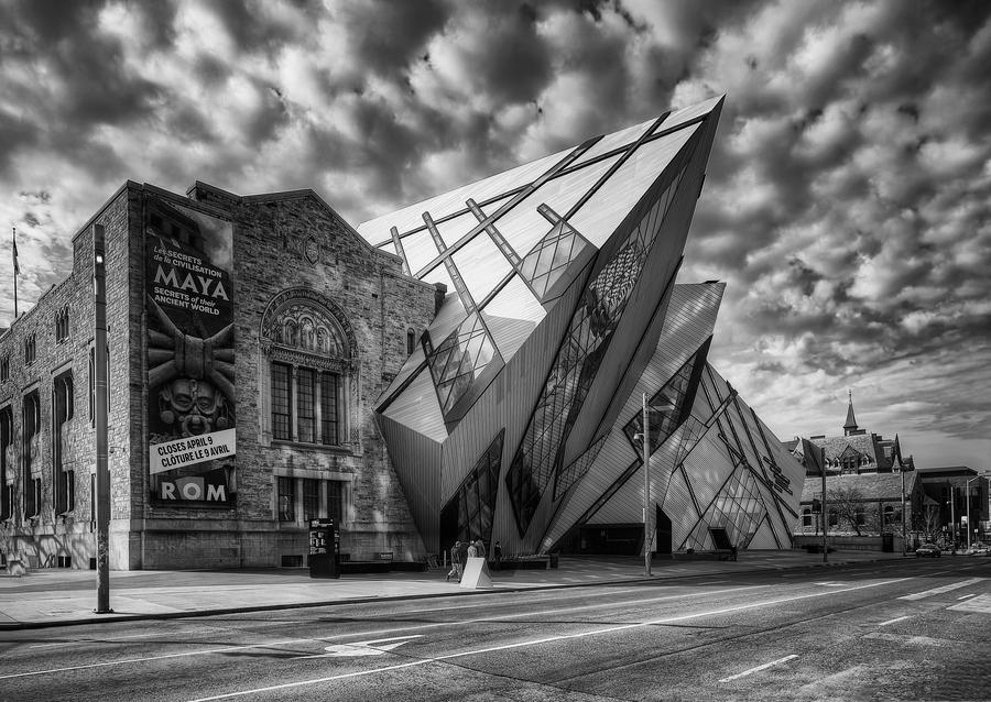 Royal Ontario Museum (ROM) - Toronto - Ontario - Canada by Roland Shainidze